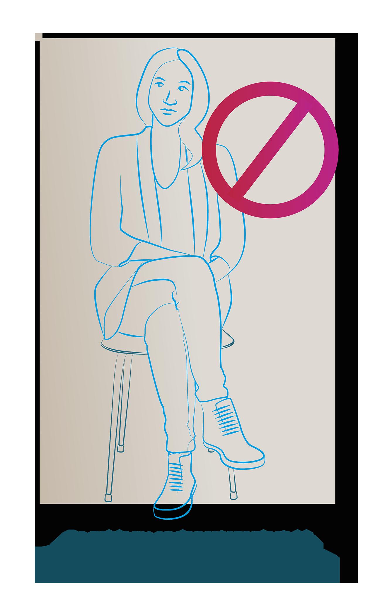 siadanie z noga na noge jest zabronione po operacji wszczepienia sztucznego biodra
