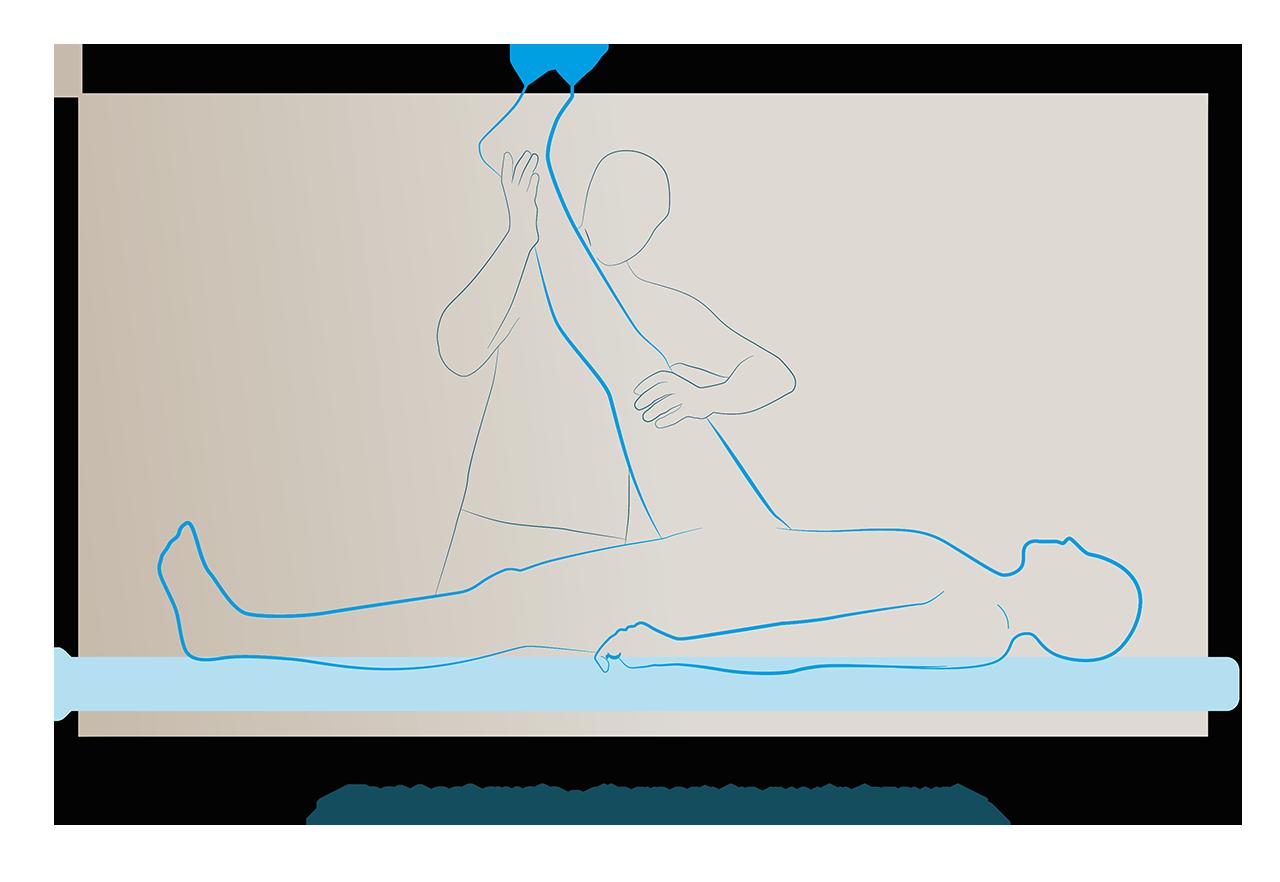 test lasequea diagnostyka rwy kulszowej